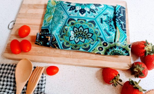 Beeswax Wraps (3 Pack) | Kitchen Basics Back To School Special