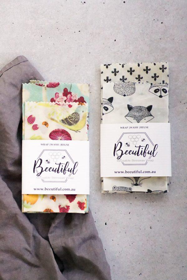 Reusable Food wrap, Eco Food Cover, Beeswax Wraps, Beeswax Wrap, Beeswraps, Beeswrap, Plastic Alternative, Reusable Food wrap