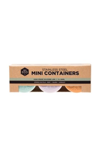 Mini Containers 3 x 60ml