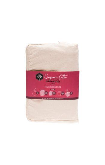 Organic Cotton Zero Waste Shopping Set