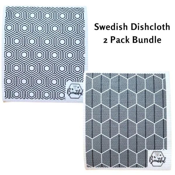 Dishcloth 2 Pack Bundle