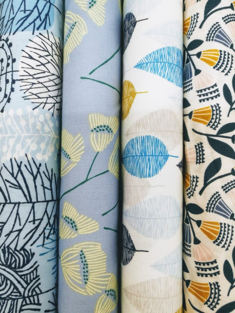 Beeswax Fabric Designs